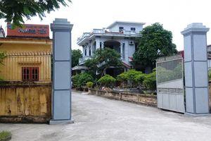 Đình chỉ hoạt động 6 doanh nghiệp gây ô nhiễm tại làng nghề Thái Phương