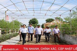 Phương pháp của Hà Tĩnh là bài học để Sơn La xây dựng nông thôn mới