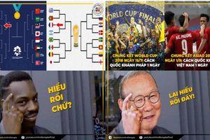 Niềm tin Olympic VN vô địch trước lễ Quốc khánh như Pháp, Messi khóc vì trượt Quả bóng vàng