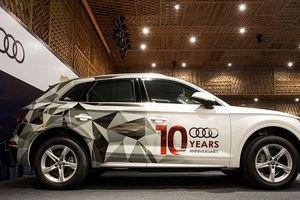 Audi trưng bày 10 mẫu xe tại Triển lãm Ô tô Việt Nam 2018