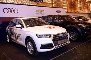 Kỷ niệm 10 năm tại Việt Nam, Audi sẽ gây bất ngờ gì tại VMS 2018?