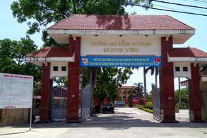 Thu hồi các chứng chỉ cấp không đúng thẩm quyền tại Trường Cao đẳng Sư phạm Hưng Yên