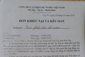 'Kỳ án' xét xử đôi vợ chồng ở Phú Thọ: Vì sao hàng loạt đơn tố cáo không được cơ quan điều tra giải quyết?