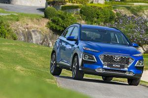 Xem từng chi tiết Hyundai Kona 2018 đẹp long lanh vừa ra mắt thị trường Việt Nam