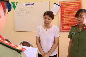 Khởi tố Phó phòng khảo thí liên quan vụ gian lận thi cử ở Sơn La