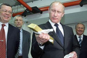Nga mua vàng để chống chọi với lệnh cấm vận của Mỹ