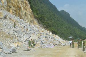 Nổ mìn trong lúc làm đường, 3 công nhân thiệt mạng