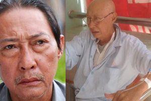 Nghệ sĩ Lê Bình bị ung thư phổi, nằm cùng khoa với Mai Phương