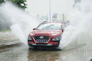 Cận cảnh Hyundai Kona giá từ 615 triệu tại Việt Nam