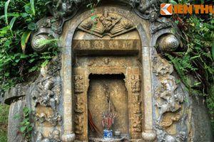 Ngôi mộ đặc biệt của người vợ được Vua Mèo cưng nhất