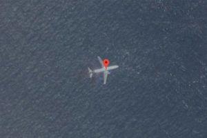 Lại xuất hiện đồn đoán về địa điểm rơi máy bay MH370