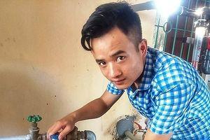 Năm 2020 toàn bộ người dân Hà Nội sẽ được sử dụng nước sạch