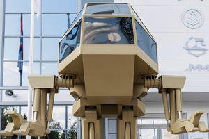 Lộ diện Robot 'Sát thủ' - Vũ khí hủy diệt mới của Nga