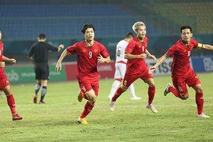 Công Phượng giải cứu, U23 Việt Nam làm nên lịch sử Asiad 2018