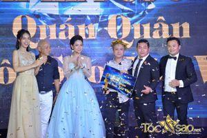 Trần Ngọc Khanh đăng quang 'Ngôi sao tóc Việt 2018'
