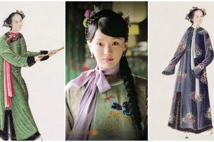 Loạt ảnh lịch sử giải oan cho thời trang 'thảm họa' của Châu Tấn trong Hậu cung Như Ý Truyện