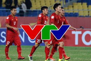 Đây là lý do VTV bị cắt sóng khi đang phát trận Olympic Việt Nam gặp Olympic Bahrain