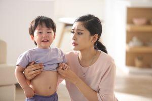 Làm sao để nhận biết trẻ có hệ tiêu hóa khỏe mạnh?
