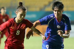ĐT nữ Việt Nam dừng chân ở tứ kết ASIAD sau thất bại ở loạt luân lưu