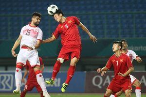 HLV Park và những khó khăn của Olympic Việt Nam trước trận gặp Syria
