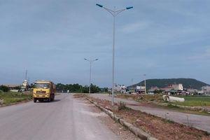 Chính quyền phân trần việc đền bù lạ đường nối Nghi Sơn