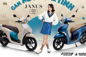 Yamaha Janus bản giới hạn giá 31,9 triệu tại Việt Nam