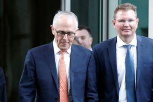 Thủ tướng Úc Malcom Turnbull mất chức