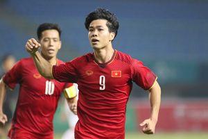 Thầy Park cho Olympic Việt Nam 'xả trại' sau trận thắng Bahrain