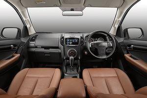 Isuzu D-Max bổ sung động cơ mới, cạnh tranh Ford Ranger