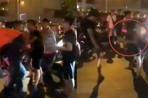Bị chủ nợ đánh nhừ tử khi xuống đường mừng Olympic Việt Nam thắng Bahrain