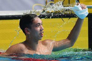 Ánh Viên thất bại hoàn toàn, Nguyễn Huy Hoàng giành HCB bơi lội lịch sử tại ASIAD