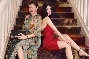 Em gái Angela Phương Trinh sexy đọ sắc bên chị gái
