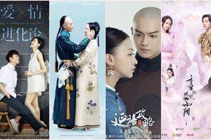 Xếp hạng 4 phim Hoa ngữ hot nhất hiện nay, lượng theo dõi 'Diên Hi công lược' bằng tổng 3 phim còn lại