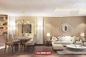 Chiêm ngưỡng vẻ đẹp của căn hộ chung cư 150m2 khiến nhiều người mê mẩn