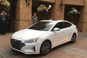 Hyundai Elantra 2019 bất ngờ ra mắt, nâng cấp toàn diện