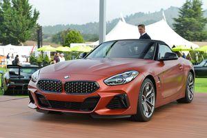 BMW Z4 2019 chính thức ra mắt với thiết kế quyến rũ đặc trưng