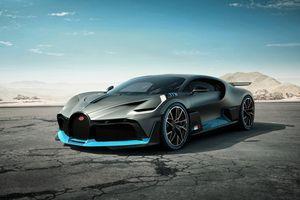 Siêu xe Bugatti Divo ra mắt