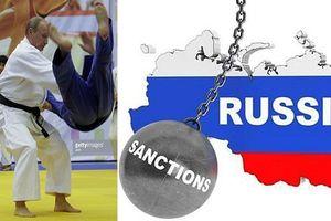 Nga đáp trả trừng phạt Mỹ: Đòn hiểm của võ sĩ Judo