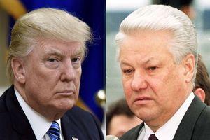 Báo Mỹ: Tình báo Nga coi Donald Trump là Boris Yeltsin