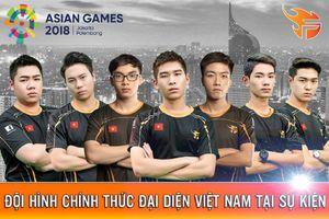 Thua Trung Quốc, ĐT Liên Quân Mobile Việt Nam giành HCĐ tại ASIAD 18