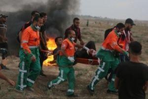 Xung đột dữ dội giữa Israel và Palestine