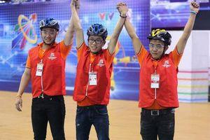 Thắng kịch tính Trung Quốc, Việt Nam 2 vô địch ABU Robocon 2018