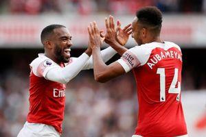 Clip: Arsenal lội ngược dòng đại thắng West Ham