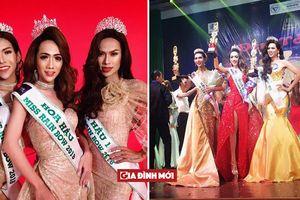 Nhan sắc yêu kiều của Nữ hoàng chuyển giới Việt Nam 2018