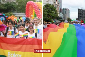Viet Pride Sài Gòn 2018: Những khoảnh khắc ấn tượng trong ngày Diễu hành cầu vồng