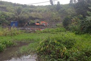 Thái Nguyên: 'Tử thần' rình rập tại bãi đổ thải của công ty than Khánh Hòa