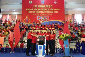 Tuần lễ Văn hóa dầu khí: Đẩy mạnh thi đua sản xuất kinh doanh