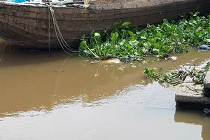 Phát hiện thi thể đàn ông trôi dưới sông ở Sóc Trăng