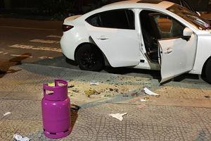 Bắt kẻ đập phá hàng loạt ôtô, cướp xe tài xế chạy Grab