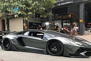 Dân chơi Sài thành chi gần 3 tỷ độ siêu xe Lamborghini